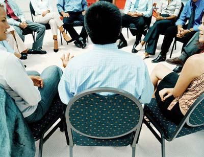 ... therapy at part of treatment at roots group counseling sessions will