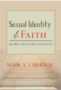 Yarhouse cover - Sexual Identity and Faith